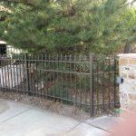 Amara Iron Fence