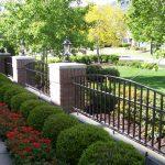 Athena Iron Fences