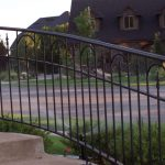 Avenues Iron Railings