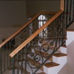 Belleza Iron Railings for Stairs