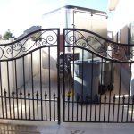 Castledale Iron Gate