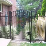 Centurion Iron Gate and Fence