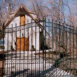 Chapel Hill Iron Gate