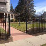 Classic Iron Fence