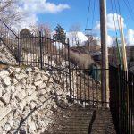 Court Iron Fence