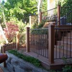 Coventry Iron Railings for Stairs