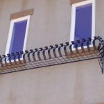 Dante Window Iron Accent