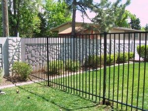 Deluxe Iron Fence