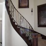 Destiny Iron Railings for Stairs