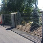 Draper Iron Fence