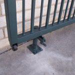 Duck Billed Iron Gate Stop