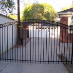 Dynasty Driveway Gate