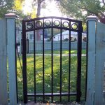 Dynasty Walkway Iron Gate