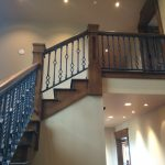 Empire Iron Railings for Stairs
