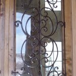 Florence Iron Door Grill