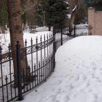 Florentine Iron Fence