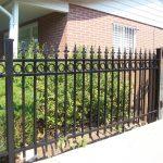 Gibraltar Iron Fence
