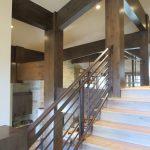 Guardian Interior Iron Stairs Railings