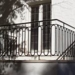 Ideal Corner Iron Railings