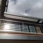 Inception Iron Railings