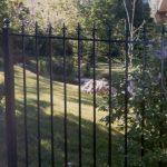 King Henry Iron Fence