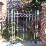 Koelliker Iron Fence and Gate
