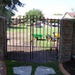 Lexington Double Iron Gate