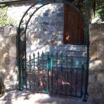 Manchester Arbor Iron Gates