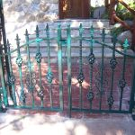Manchester Double Iron Gate