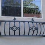 Marquis Iron Window Accent