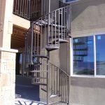 Metropolitan Iron Stairs