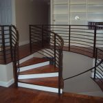 New Yorker Iron Railings for Stairs