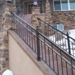 Pack Iron Railings for Stairs