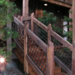 Ponderosa Iron Stairs and Railings
