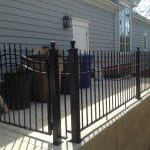 Redemption Iron Gate and Fence