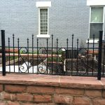 Ritz Iron Fence