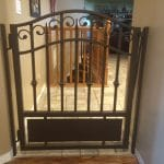 Robin Walkway Iron Gate