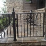 Roma Iron Gates and Fence