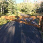 Rustic Car Iron Gate