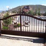 Sherwood Full Iron Gate