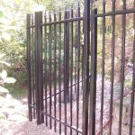 Simplicity Iron Fence
