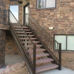 Simplicity Belly Rail Stairways