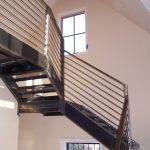 Streamline Iron Railways and Stairs