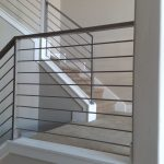 Streamiline Interior Iron Railings