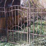 Sun Burst Iron Gate