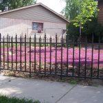 Syracuse Iron Fence