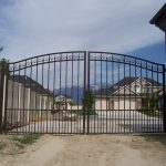 Tapestry Iron Gate