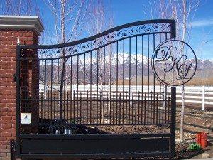 Wrought-Iron-for-Driveway-Gates-in-Salt-Lake-Utah-USA