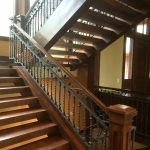 Pine Bough Iron Railings For Stairs